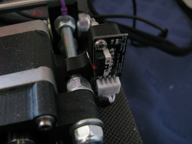 Prusa i3 适配器 3D打印模型渲染图