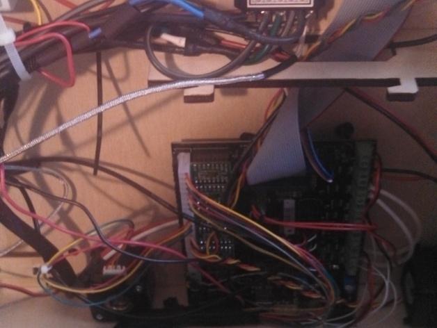 外壳安装加热器