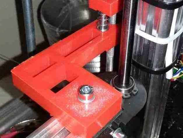 K8200 Z轴适配器 3D打印模型渲染图