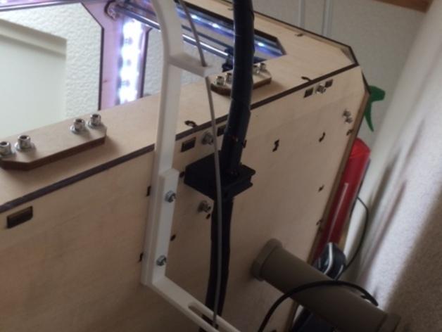 导线器 3D打印模型渲染图