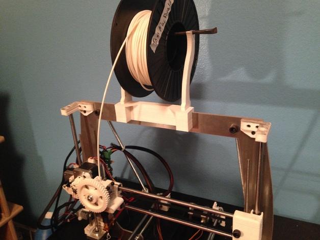 i3线丝驱动器 3D打印模型渲染图