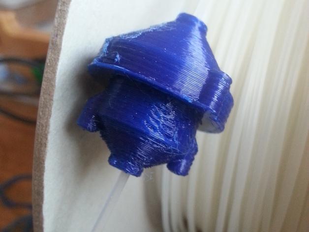 线丝除尘器 3D打印模型渲染图