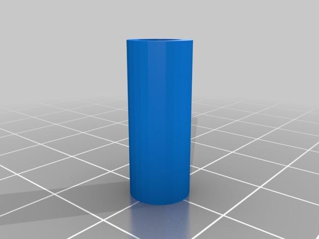 滑轮适配器 3D打印模型渲染图