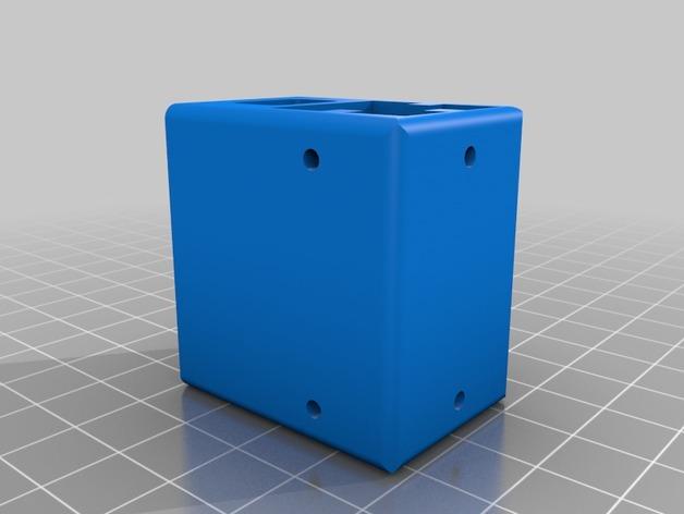 2020打印机的滑块 3D打印模型渲染图