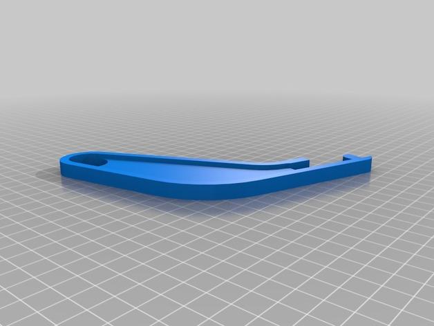 Prusa I3打印机的线材支架
