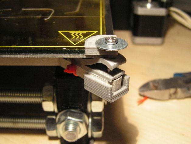 Prusa I3打印机热床支撑套件