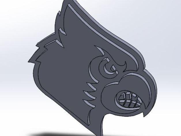路易斯维尔大学标志