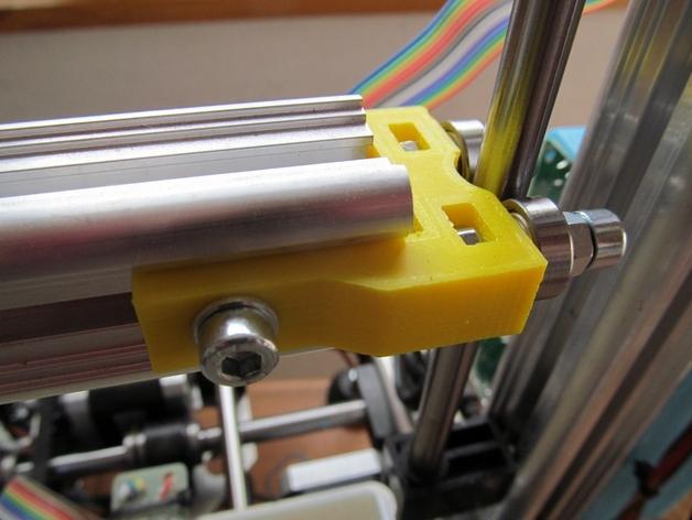K8200打印机Z轴的轴承夹