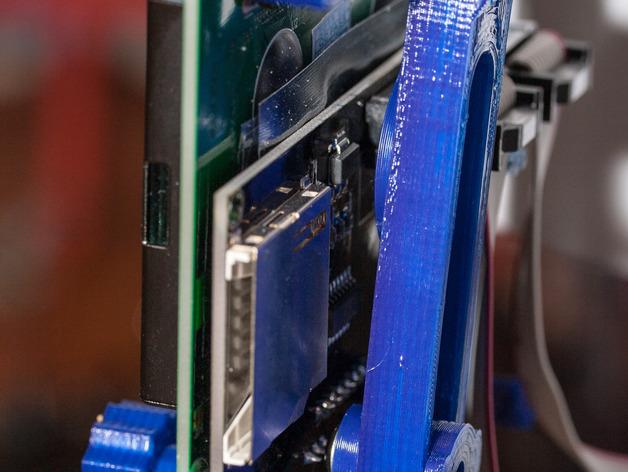 LCD显示器支撑架