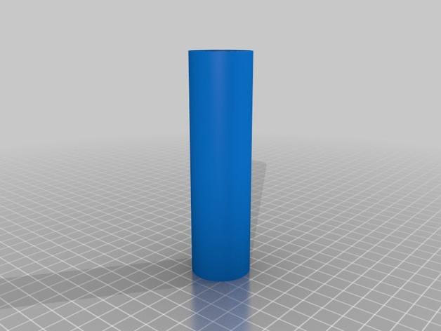 圆柱打印测试