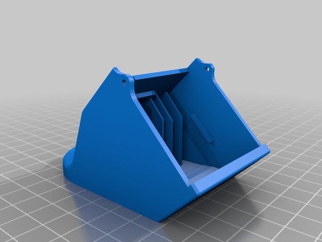 PRINTRBOT PLUS 2.1打印机的风扇导管