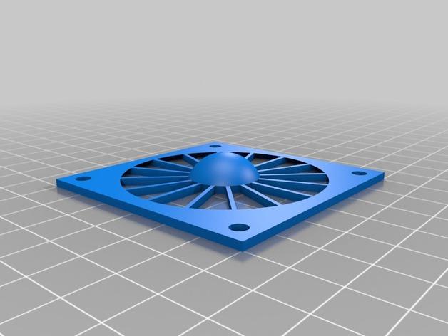 60毫米的风扇罩