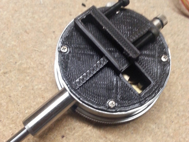 Printrbot Simple 仪表盘刻度仪支架