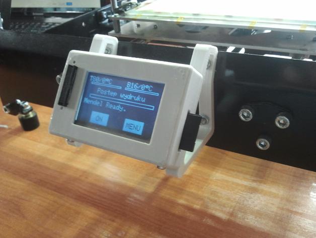 LCD液晶显示屏保护框
