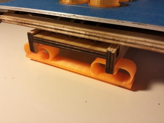 打印机悬浮垫