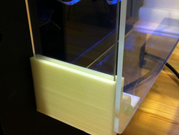 打印机侧面衬板