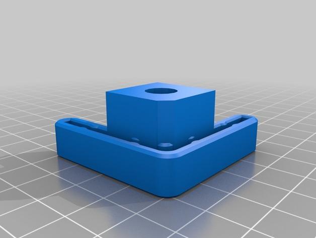 Makerbot Replicator 2/ 2X 打印机的底垫