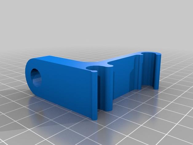 Prusa i3 打印机的刻度盘支架