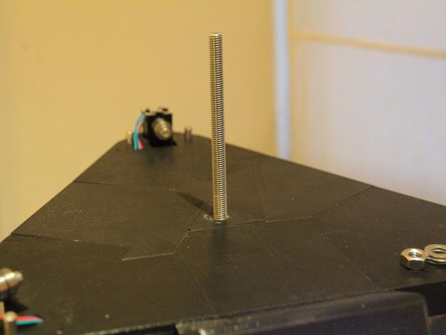 水平式线轴固定器·