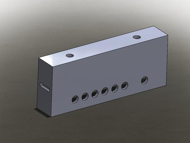 12V 30A电源罩