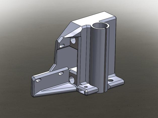Prusa I3打印机的马达架