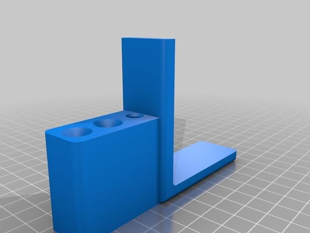 Replicator2 打印机的导线环和送料器