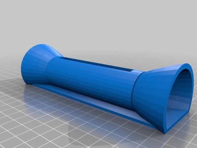 扬声器 3D打印模型渲染图