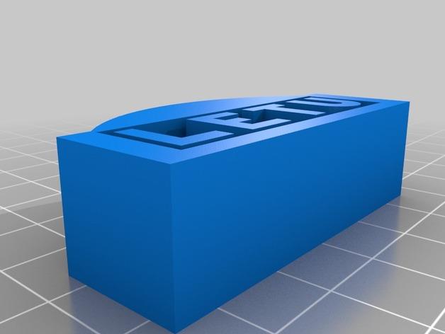 学校竞赛模型 3D打印模型渲染图