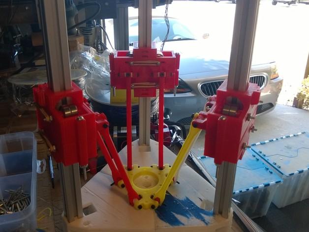 多用于适配器 3D打印模型渲染图