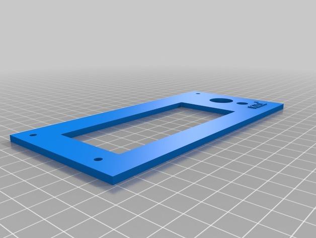 LCD保护壳