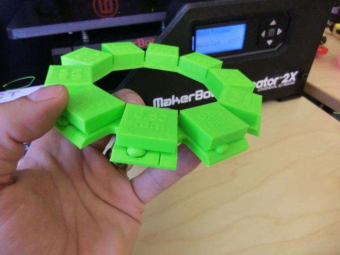 支架 3D打印模型渲染图