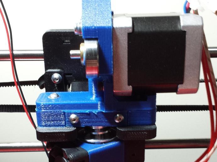 Vert-Xtruder驱动器 3D打印模型渲染图
