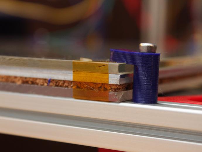 迷你Kossl边夹 3D打印模型渲染图