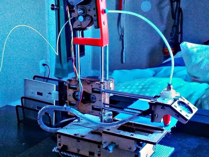 安装轴 3D打印模型渲染图