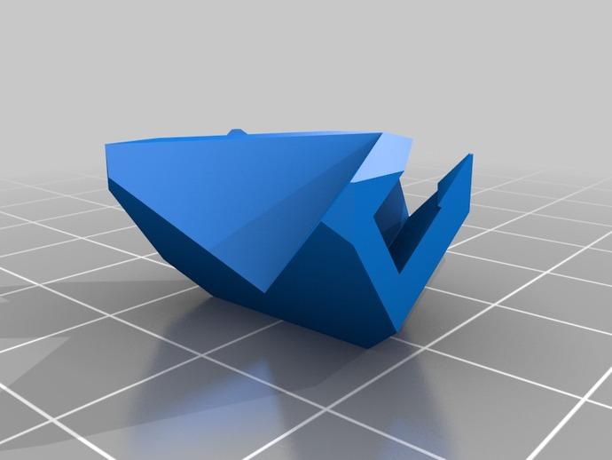软盘建筑工具包模型