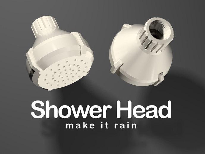 淋浴喷头MK1