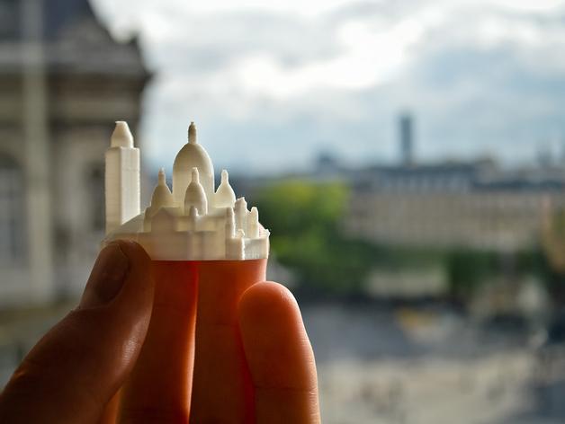 巴黎著名的建筑
