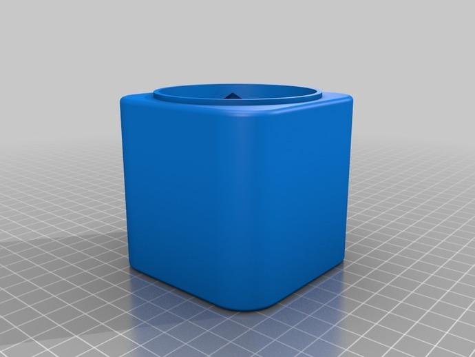 个性化礼物盒模型