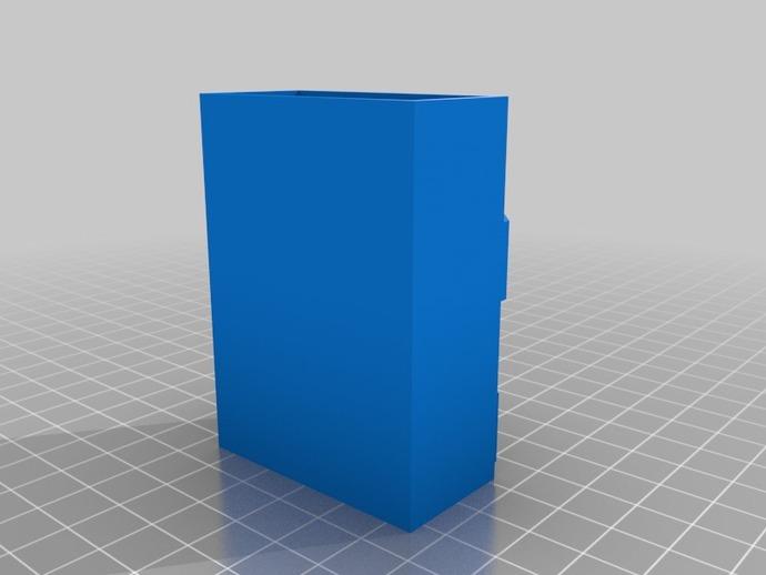 迷你装饰盒模型