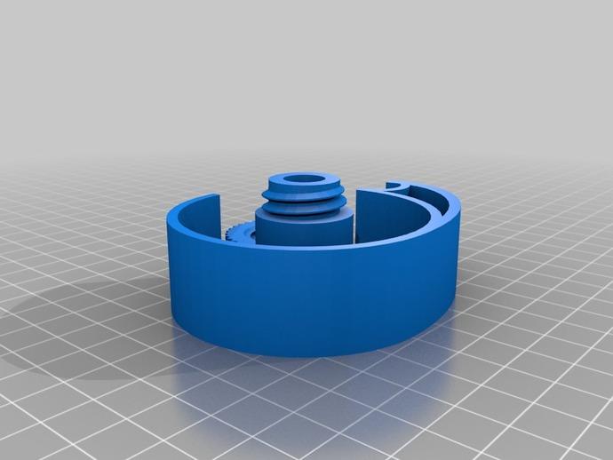 迷你胶带分割器模型