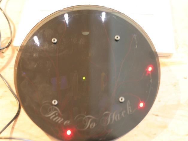 二进制时钟模型