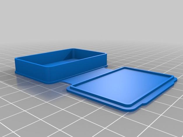 长方形可定制化盒子
