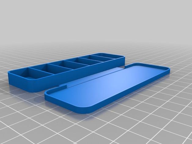定制化迷你小盒模型