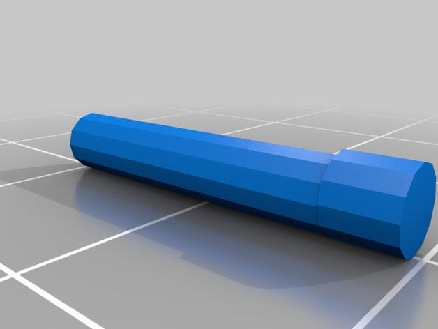 柔软餐桌垫布模型