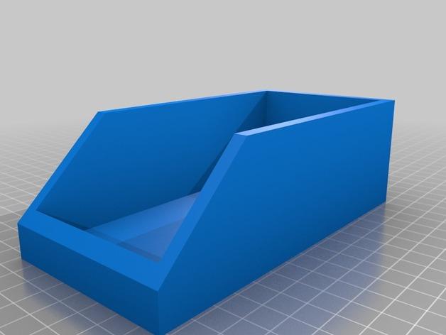 参数化钉板托盘模型