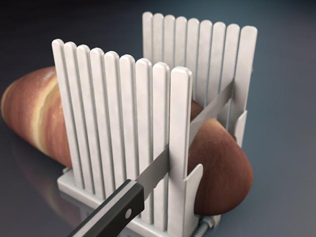 面包切片机模型 3D打印模型渲染图