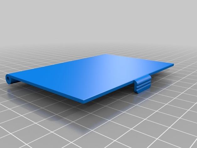 名片卡盒/信用卡盒模型