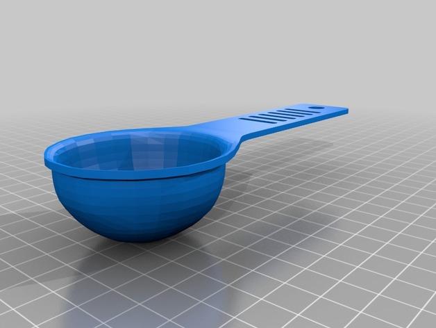 调味料小匙模型