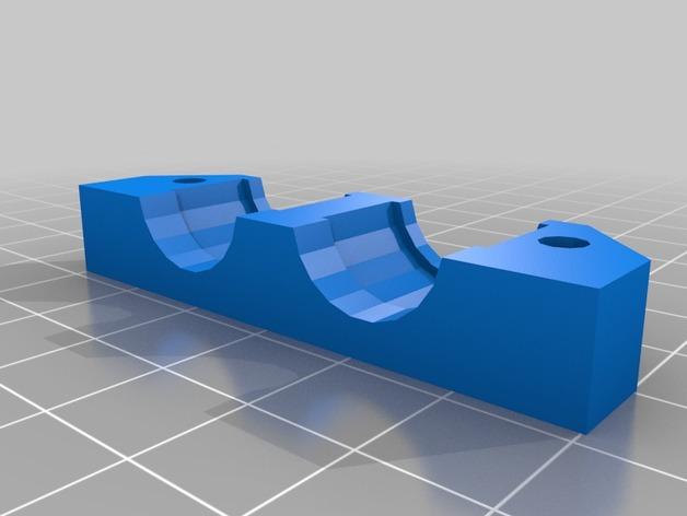 简易电灯设计模型