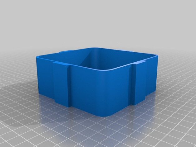 迷你礼物盒模型
